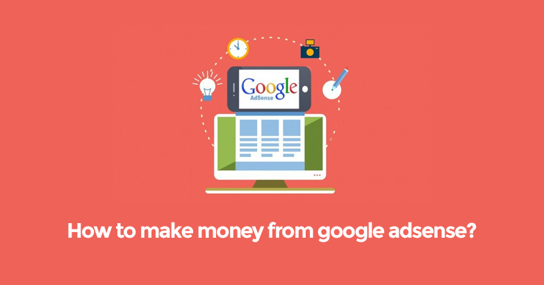 Make Money Form Google Adsense