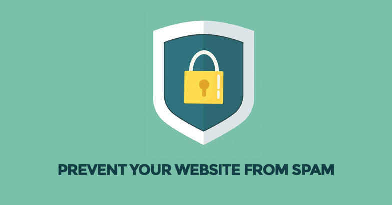 Prevent Your Website from Spam