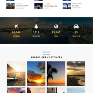 Travels WordPress Theme